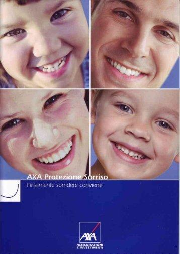 Protezione sorriso