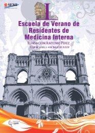 I Escuela Residentes - Sociedad Española de Medicina Interna
