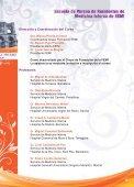I Escuela Residentes - Sociedad Española de Medicina Interna - Page 3