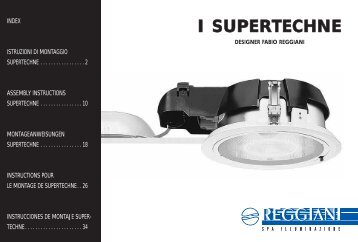 I SUPERTECHNE - Uni Light