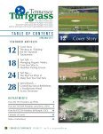 The Official Publication of the Tennessee Turfgrass ... - The Paginator - Page 4