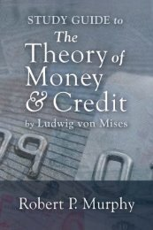 Study Guide to the Theory of Money and Credit.pdf - The Ludwig von ...