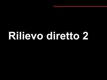 Rilievo diretto 2 - Circe