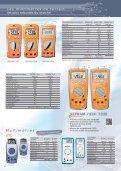 Des pinces multimètres pour courant AC/DC - Sefram - Page 4