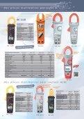 Des pinces multimètres pour courant AC/DC - Sefram - Page 6