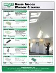 Indoor Window Cleaning - Unger - Page 2