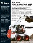 Carregadeiras de Direção Deslizante Bobcat - Comingersoll - Page 2