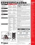 Carregadeiras de Direção Deslizante Bobcat - Comingersoll - Page 6