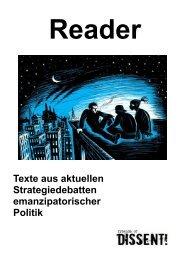 Texte aus aktuellen Strategiedebatten emanzipatorischer ... - Gipfelsoli