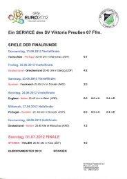 l 1201232012 - SV Viktoria Preußen 07