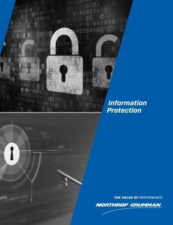 Information Protection - Northrop Grumman Corporation