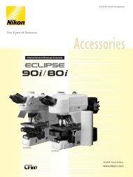 Epi-fluorescence Accessories