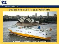 Grimaldi Lines - Porto de Setúbal