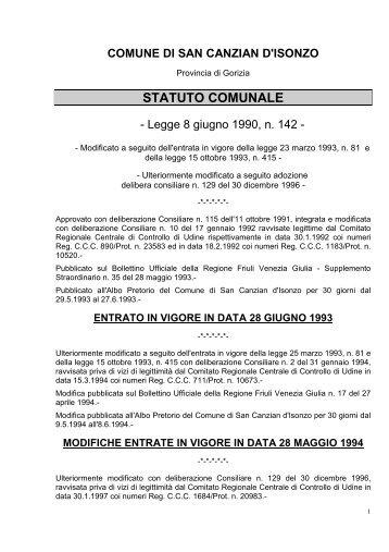Documento Pdf - Sistema delle autonomie locali