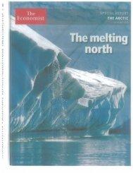Download Arctic Special Report in Economist 16 June 2012