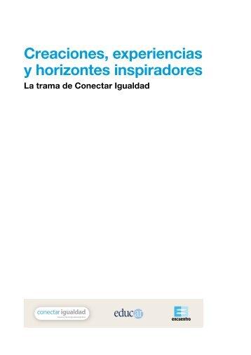 Creaciones, experiencias y horizontes inspiradores - Biblioteca de ...