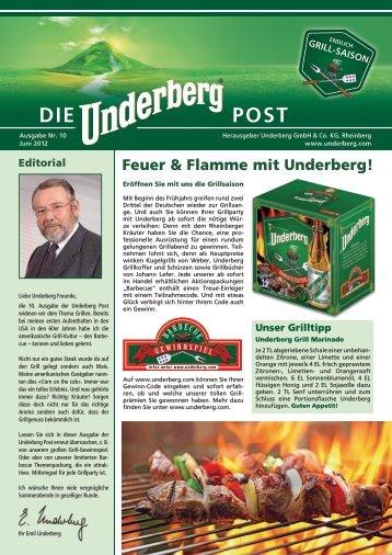 POST DIE - Underberg