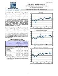 expectativas empresariales, opinión del sector manufacturero