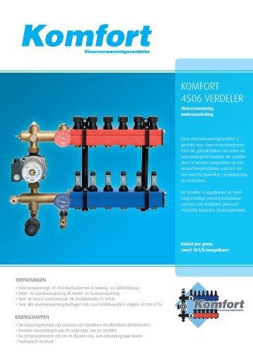 Komfort 4506 VerDeLer - Nathan Import/Export
