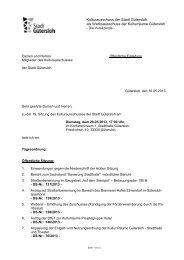 Sitzungsunterlagen Öffentliche Einladung 28.05.2013 ...
