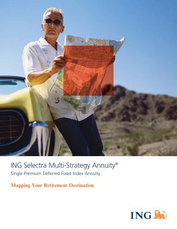 ING Selectra Multi-Strategy Annuity®