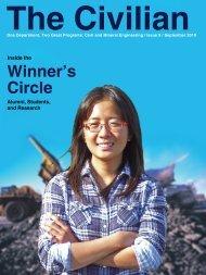 Issue 9 - Civil Engineering - University of Toronto
