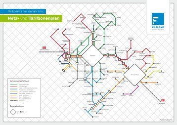 Filsland Netz- und Tarifplan