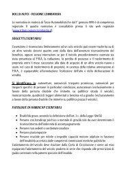 breve guida sull'argomento - Network Uffici Provinciali ACI