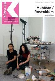 Muntean / Rosenblum - Zeit Kunstverlag