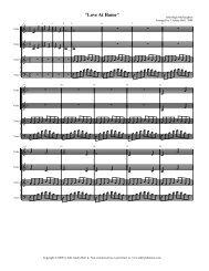 O - Free Choral Music: J. Ashley Hall