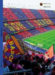MEMÒRIA 2011/2012 - FC Barcelona