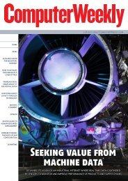 Seeking value from machine data - Bitpipe