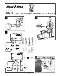 UNIK Controller Manual - Rain Bird