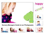 Nursery Managers Guide to our Photography - PhotoBiz