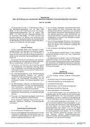 Controller (Geprüfter) - Bundesministerium für Bildung und Forschung