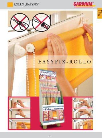 EASYFIX-ROLLO - Gardinia