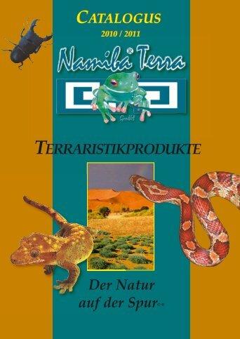 Catalogus - Tropenparadies