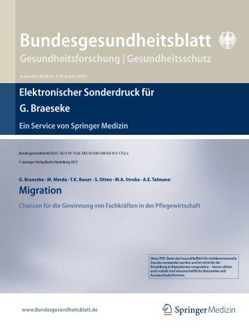 Lesen Sie hier den ganzen Artikel - IEGUS • Institut für Europäische ...