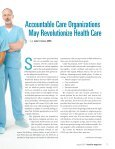ACOs - International Foundation of Employee Benefit Plans - Page 2