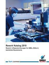 Rework Katalog 2010 - ERSA-Shop