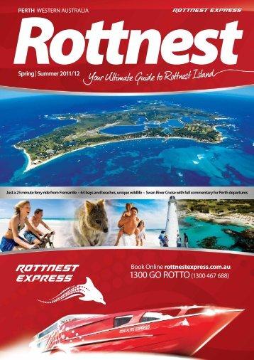 Rottnest - Experience Perth
