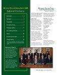 Methodist College AnnuAl RepoRt 2005 - Methodist University - Page 3