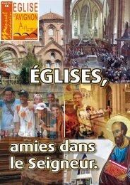amies dans le Seigneur. - Diocèse d'Avignon
