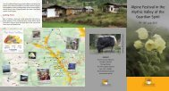 Haa Brochure - Tourism Council of Bhutan