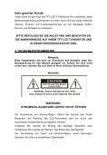 Wichtiger Hinweis - Reflexion - Page 4