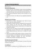 Wichtiger Hinweis - Reflexion - Page 5