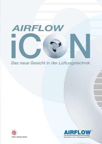 PDF Datei: Broschüre / Airflow / Broschüre Icon ein eleganter