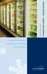 Praktischer Leitfaden für die effiziente Nutzung von Kühlmöbeln im ...