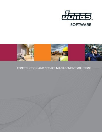 CONSTRUCTION AND SERVICE MANAGEMENT SOLUTIONS