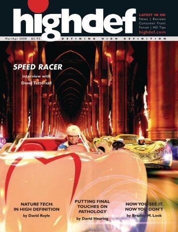 Mar-Apr 2008 - highdef magazine
